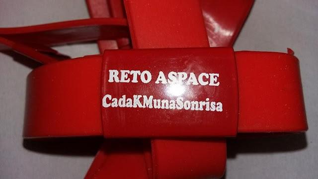 Pulseras solidarias - Reto Aspace - Jaraíz de la Vera