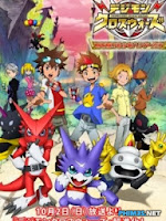Digimon Xros Wars: Toki wo Kakeru Shounen Huntertachi