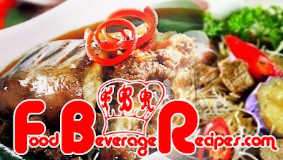 SEMUR TERONG (JAWA BARAT) Ancient Indonesian Food Recipes