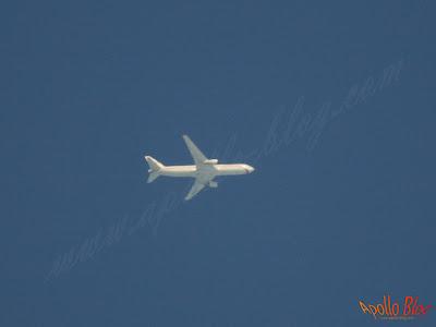 Teleobiectiv avion