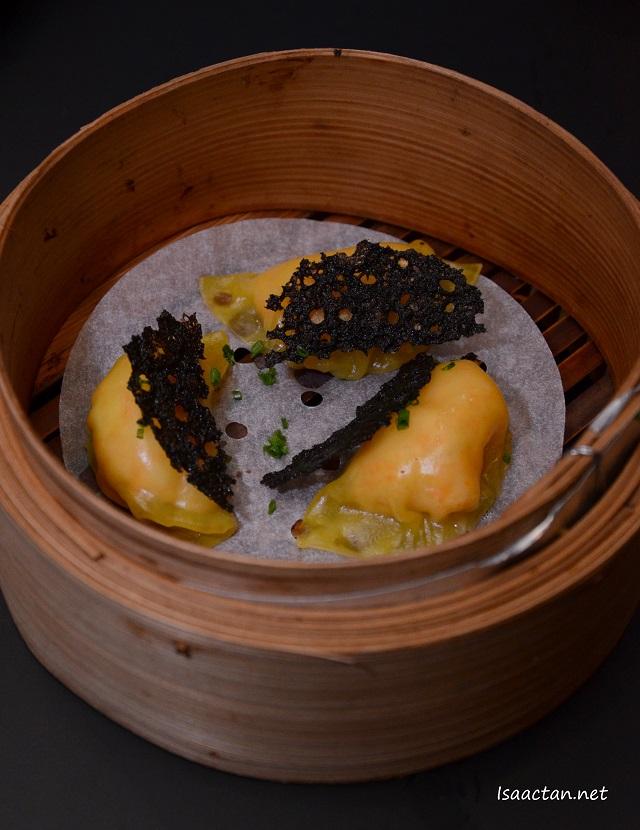 Crab Roe Dumpling - RM 19 for 3 pcs