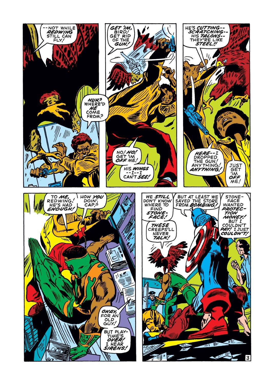 Captain America (1968) Issue #134 #48 - English 4