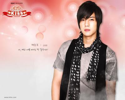 Kim Hyun-joong, Naughty Kiss