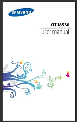 Samsung Galaxy Beam Manual Cover