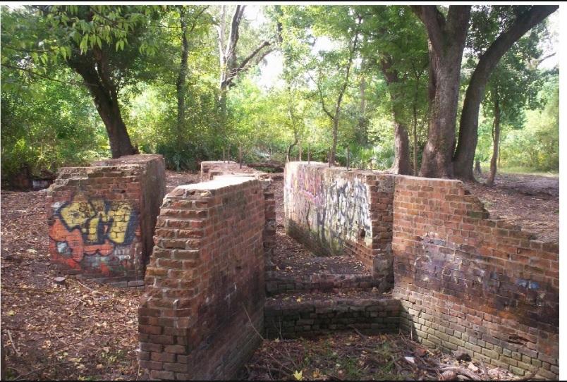Villere ruins 2007