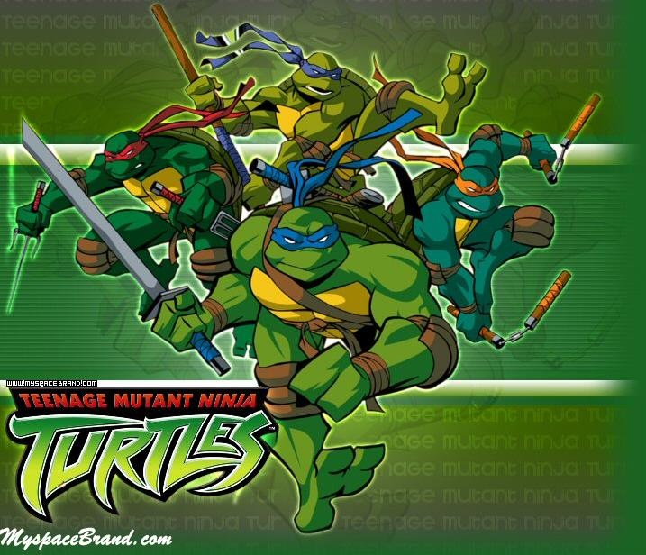 Ninja Turtles Wallpaper: Devona Lubrano: Ninja Turtles Wallpaper