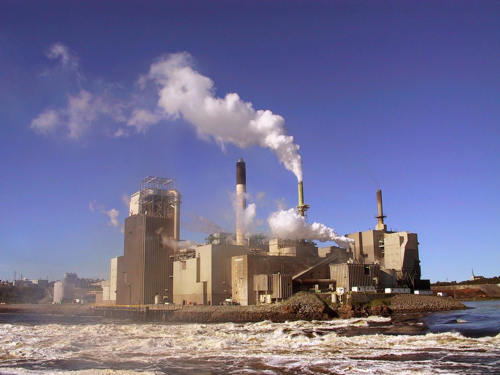 contaminacion antropogénica del agua