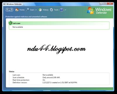 windows defender screenshot