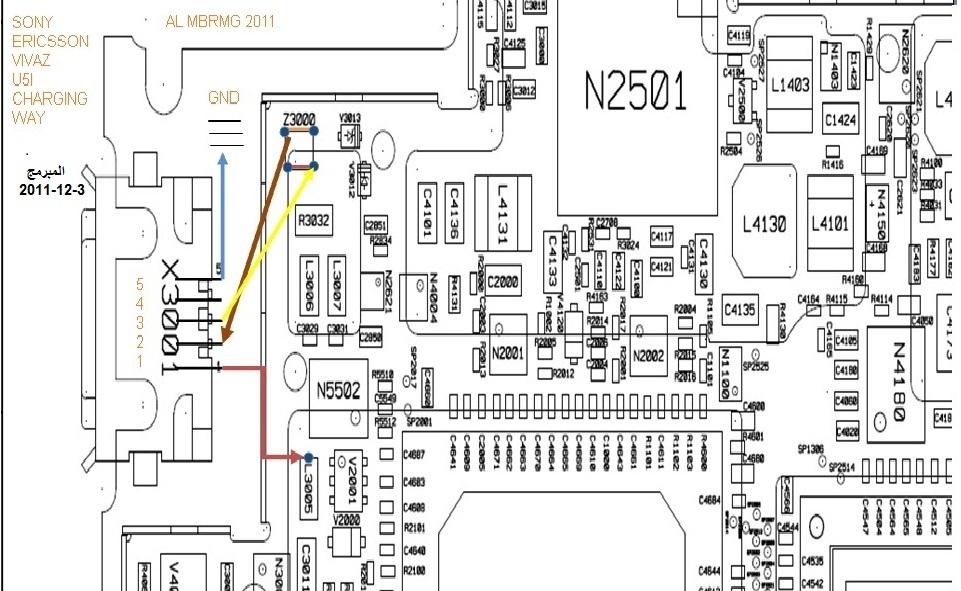 All latest hardware solution: Sony Ericsson vivaz u5i charging ...