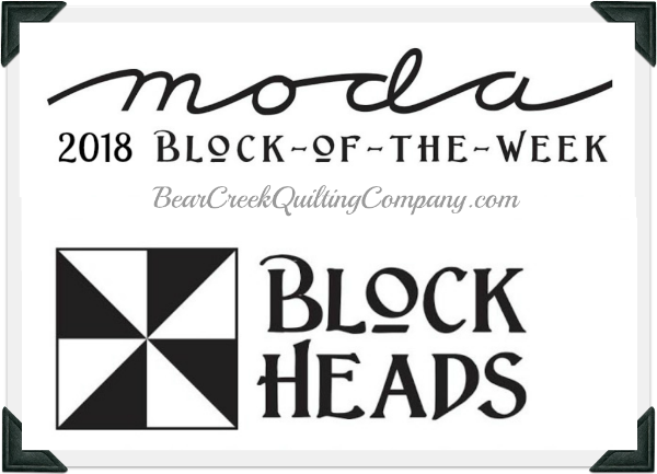 MODA -  Blockheads 2018