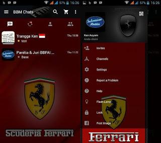 BBM MOD Ferrari v2.11.0.16 New