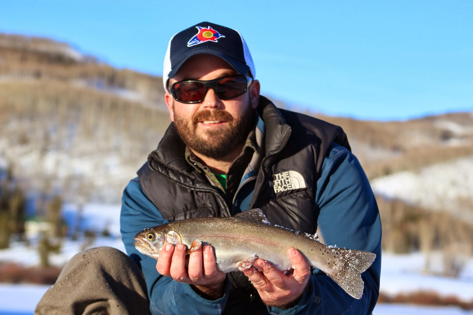 Colobow 39 s yampa valley fly fishing report for Yampa river fishing report