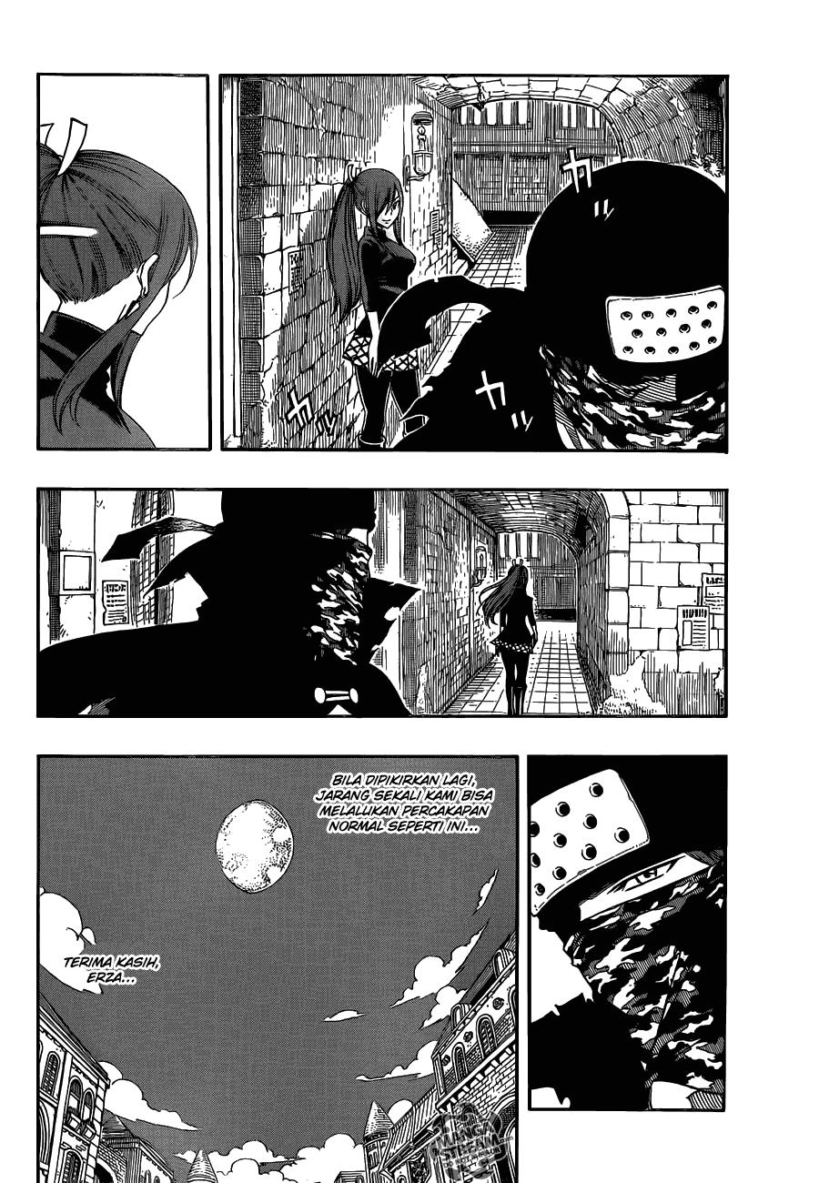 Page08 Fairy Tail 281   Niat Jahat yang Tersembunyi