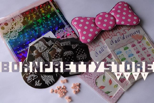 Bornprettystore Haul Nail Art Materials Hiiyooitscat Beauty Diaries