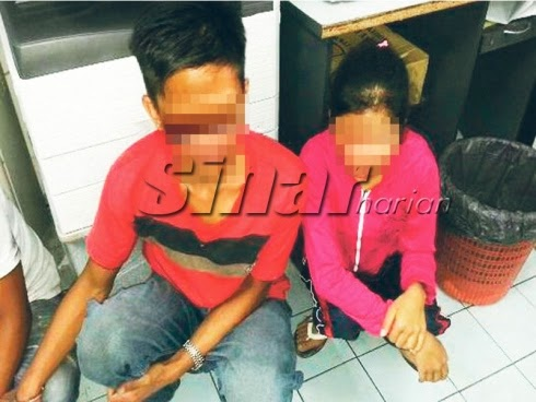 Suami Ditangkap Khalwat Di Rumah Pasangannya | Tembelang suami main kayu tiga terbongkar