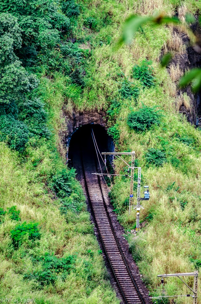 Kasara ghat railway tunnel