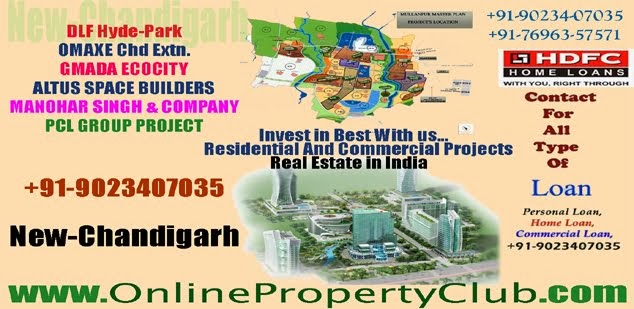 Invest in Best Properties Mullanpur New-Chandigarh, Plots, Flats, SCO, Booths, Office Space,