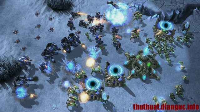 Download Game StarCraft II: Heart of the Swarm – RELOADED