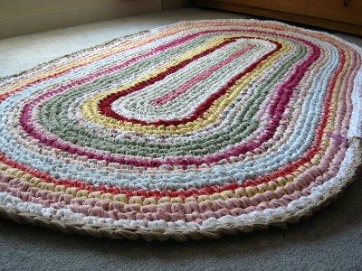 Big Stitch Crocheted Alpaca Rugs! | The Purl Bee