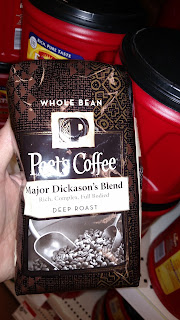 "Peet's Major Dickason ""Deep Roast"" Coffee"