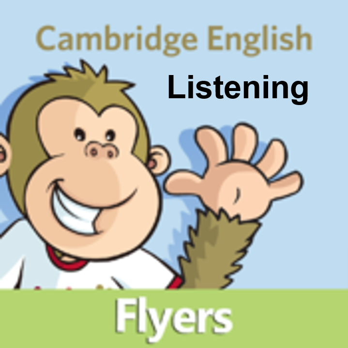 English 4 You OnLine: FLYERS PRACTICE ONLINE
