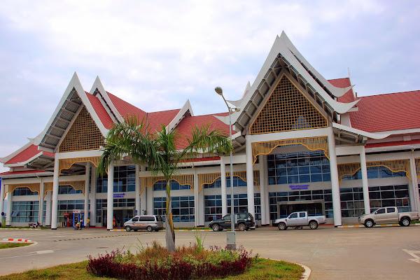 Aéroport de Luang Prabang