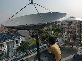 Pasang Parabola Pasang Antena TV Murah