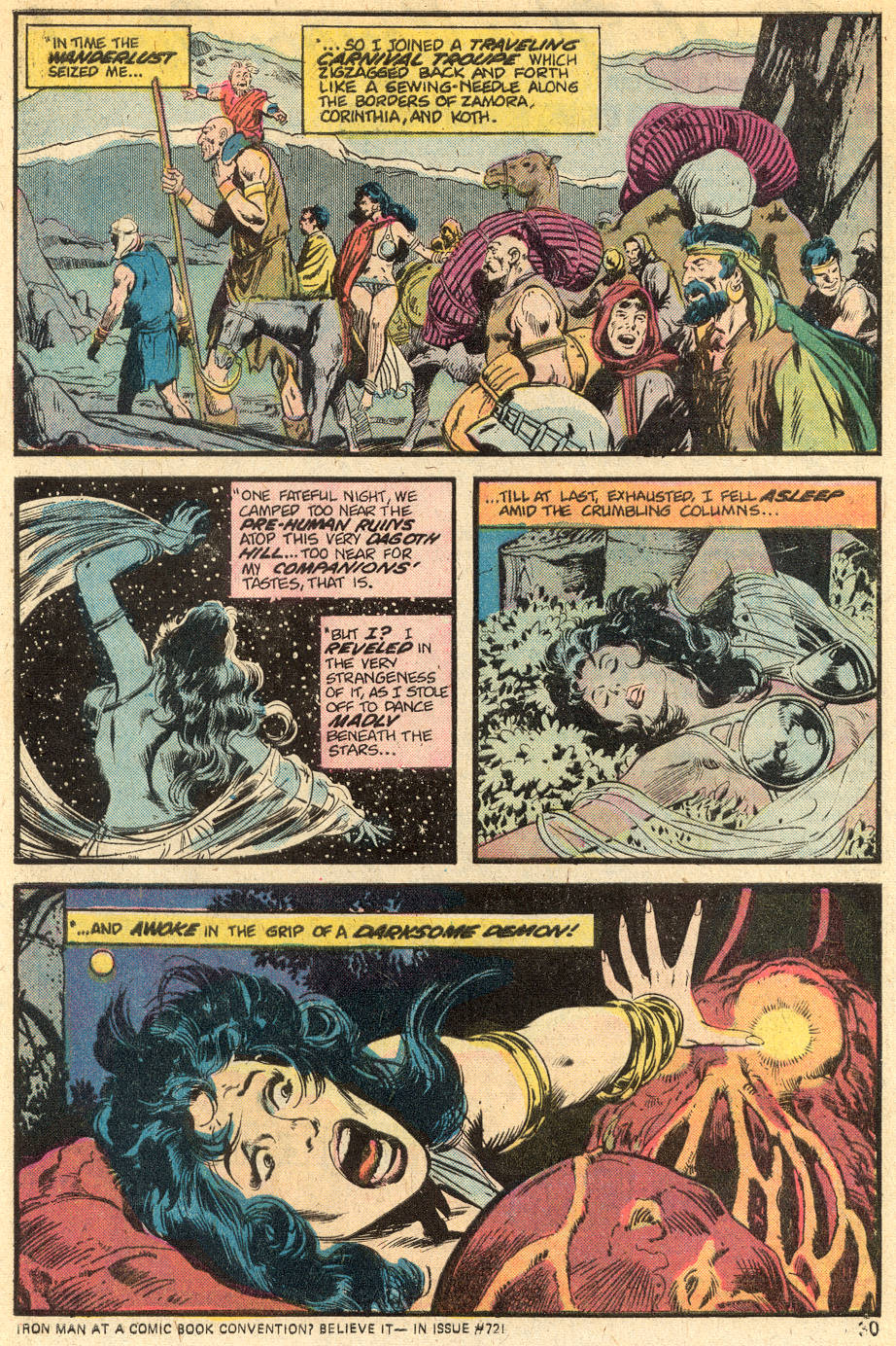 Conan the Barbarian (1970) Issue #45 #57 - English 17