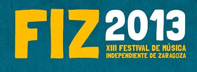 FIZ 2013 festival zaragoza