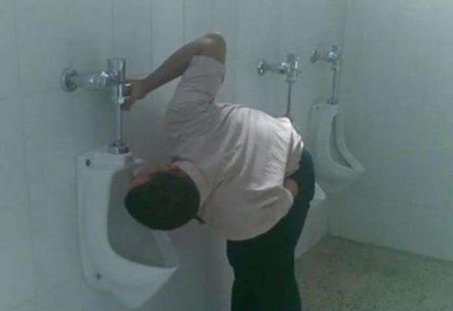 foto orang mabuk berat pisan