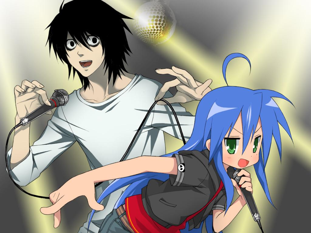 crazy anime
