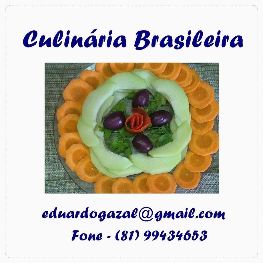 Culinária Brasileira - Eduardo Gazal