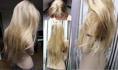 mon volution capillaire henn neutre blond eclaircissant photo. Black Bedroom Furniture Sets. Home Design Ideas