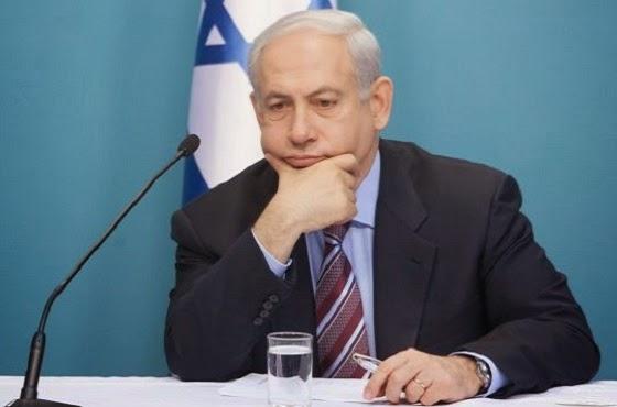 Netanyahu sedih
