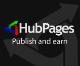Make money online by writing on Hubpages.com