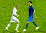 Zidane Head Butt Game