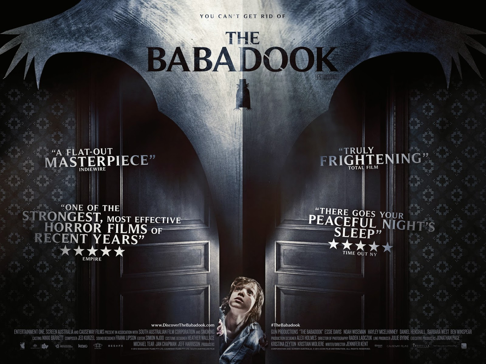 The Babadook 2014 Hdrip ταινιες online seires xrysoi greek subs