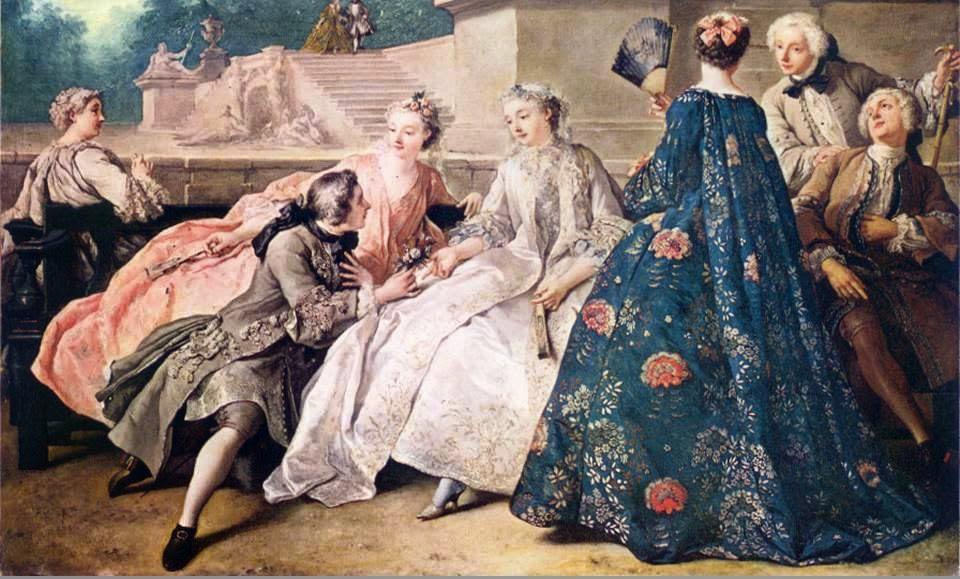 Como hacer un vestido de la edad moderna