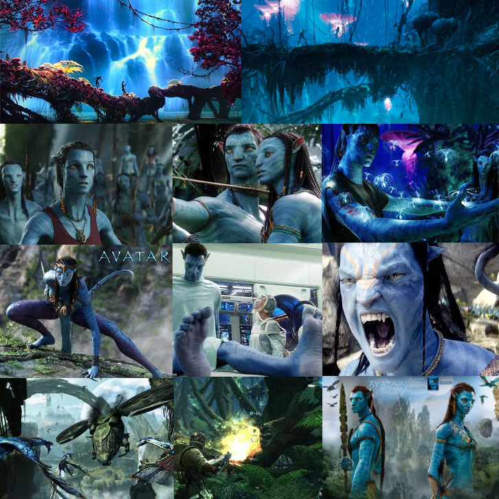 "3D Blockbuster Movie ""Avatar"" HD Online Vewing & Plot Summary"