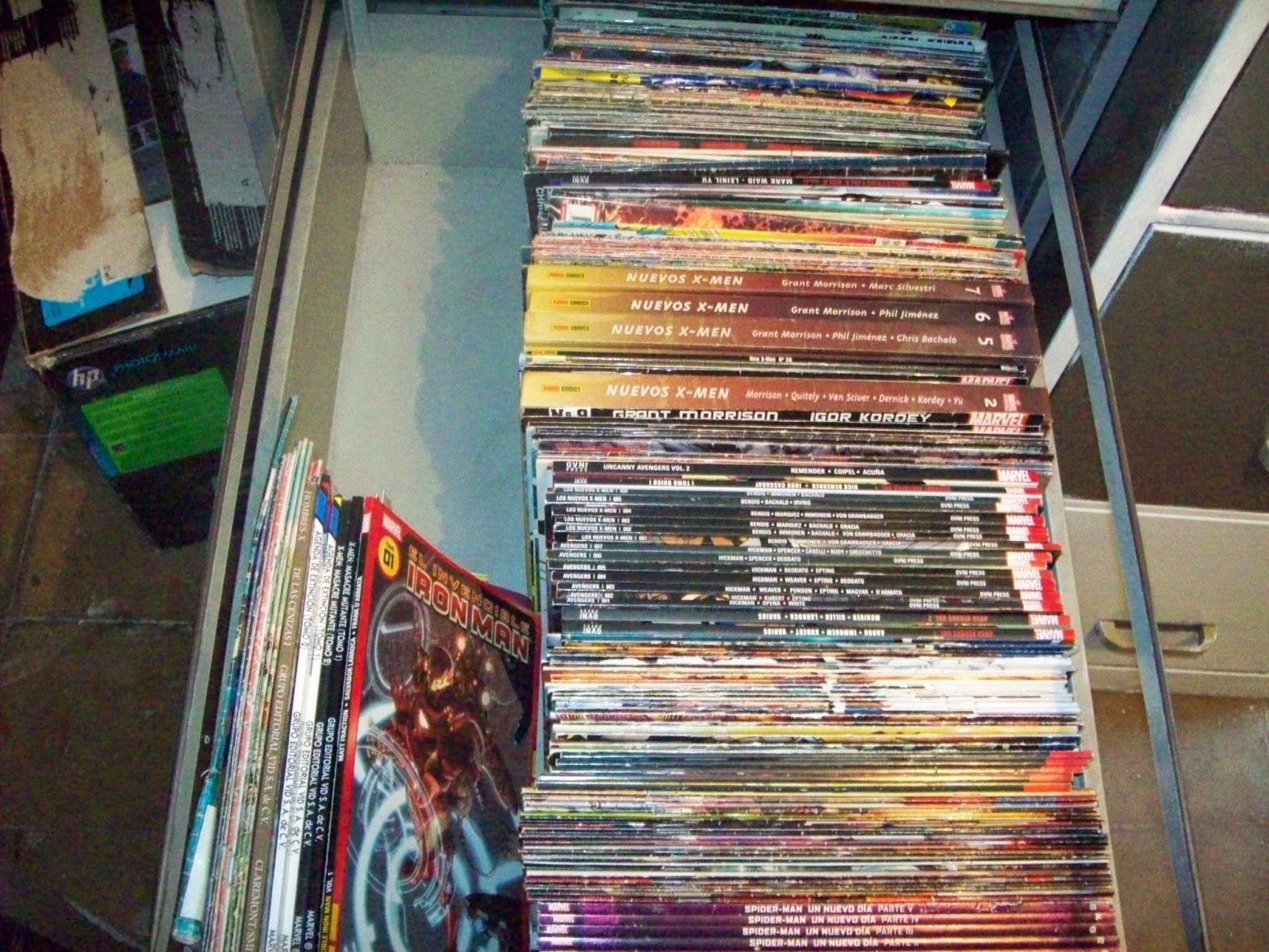 [COMICS] Colecciones de Comics ¿Quién la tiene más grande?  - Página 6 100_5560
