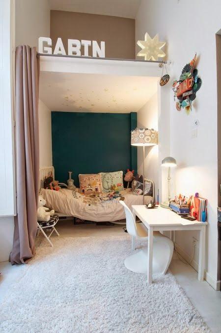Pellmell Créations: Les chambres d\'enfants #3