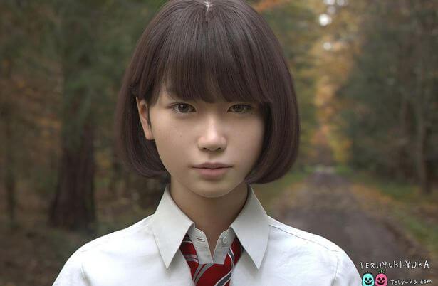 Foto Gadis Cantik Ini Gemparkan Netizen Di Jepang