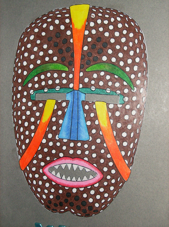 Visual arts jan koroluk listopada 2012 for African arts and crafts
