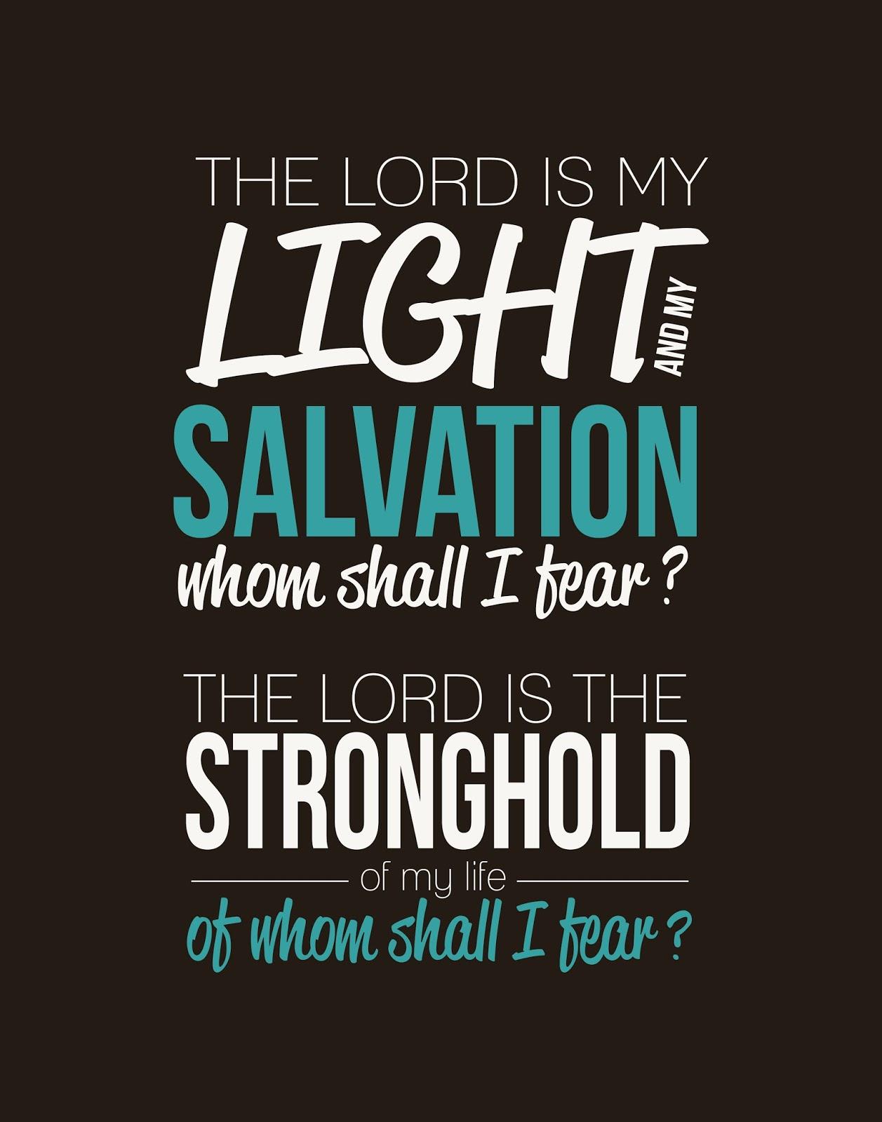 psalm 27 essay