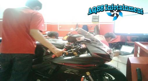 Masih banyaknya balap liar membuat PT Global Bersama Sejahtera (Gobes) diler Ducati di Surabaya menggelar balapan yang aman bagi para bikers khususnya 250 cc keatas. Apa itu? Balap dengan mesin dynotest tercanggih.