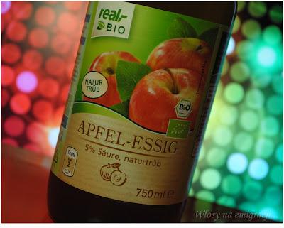 Ocet jablkowy ;)