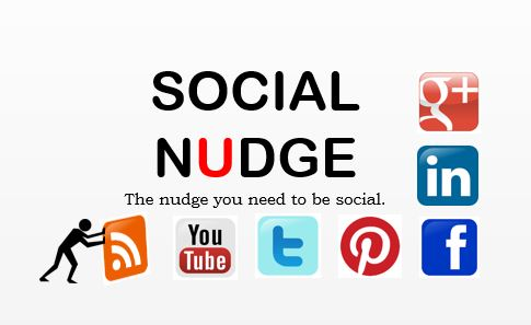 Social Nudge is all about you!