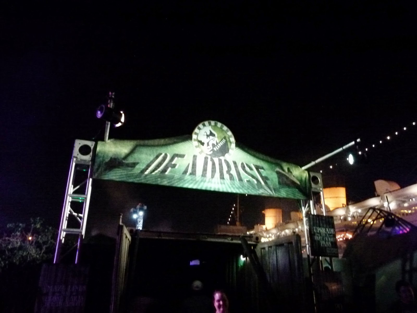 Things To Do In Los Angeles: Queen Mary's Dark Harbor 2014 Set ...