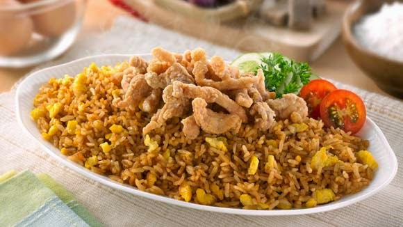 Resep dan Cara Membuat Nasi Goreng Ayam Jamur