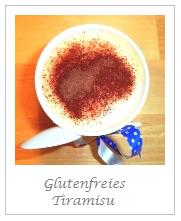 Glutenfreies Tiramisu